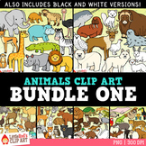 Animal Clip Art Bundle 1