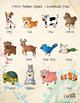 Animal Clip Art, Clipart - Essentials Pack - Animal Artwork - Dog, Cat +more