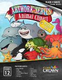 Animal Clip Art - Oceans Pack - Animal Artwork - Shark, Do