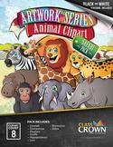 Animal Clip Art, Clipart - Safari Pack - Animal Artwork -