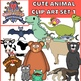 Animal Clip Art  Cute Animal Art for Commercial and Free Use