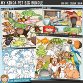Animal Clip Art: My Kinda Pet BIG Bundle