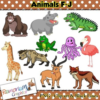 Animal Clip art