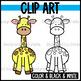 Animal Clipart Bundle