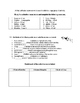 Animal Collective Nouns Worksheet
