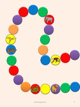 Animal Color Game