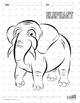 Animal Coloring Book - Coloring Pack - Color, Artwork, Fun, Animals