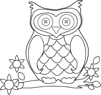 Animal Coloring pages (or clip art) 14 animals
