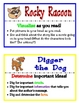 Animal Comprehension Strategies Flip Book