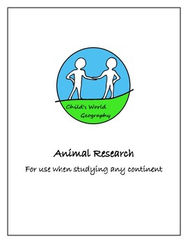 Continent - Animal Research