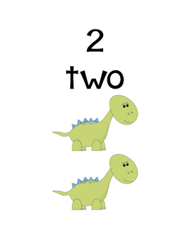 Animal Counting 0-12