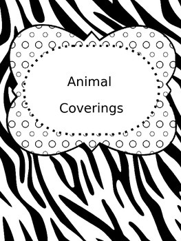 Animal Coverings