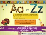 Animal Coverings Alphabets