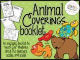 Animal Coverings Booklet