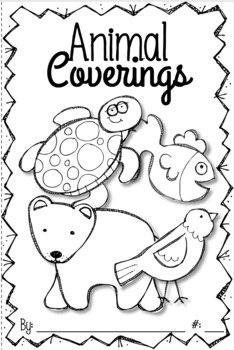 Animal Coverings Booklet