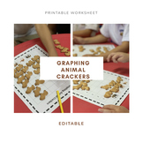 Animal Crackers Graphing