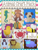 Animal Craft Pack