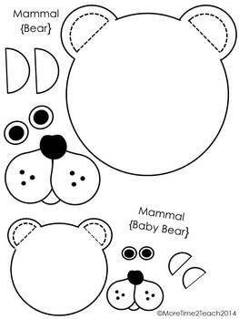 Animal Craft-ivity {Animal Classification FREEBIE}