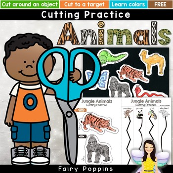 Animal Cutting Practice