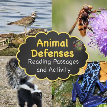 Animal  Defenses:  4-LS1 and 3-LS4