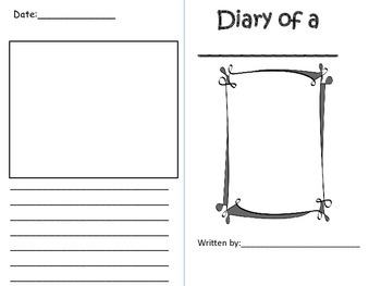 Animal Diary:  Great compliment to Diary of a Worm/Spider