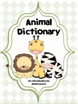 Animal Dictionary