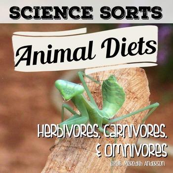 Animal Diets Science Sorting