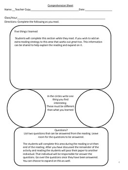 Animal Digestion Activity Pack