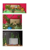 Animal Diorama Project
