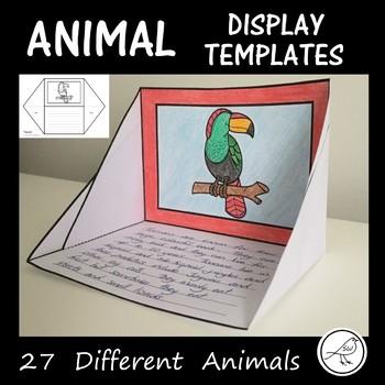 Animal Display Templates