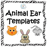 Animal Ear Templates