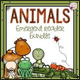 Animals Emergent Reader Bundle