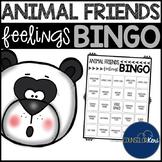 Animal Feelings Bingo Counseling Game