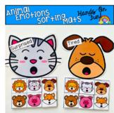 Animal Emotions Sorting Activities 2