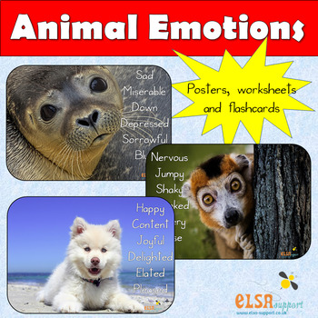 Animal Emotions pack