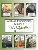 Animal Engineers Bundle - 6 Biomimicry STEM lessons!