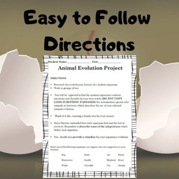 Evolution Biology Research Project
