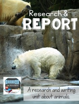 Animal Experts: A Research & Writing Unit for little ones