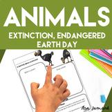 Animal Extinction Endangered Animals  | Alice & the Dodo R