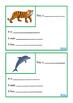 Animal Fact File Mini Book  Autism Special Education {Set 4}