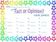 Animal Fact or Opinion Task Cards