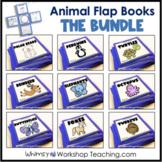 Animal Writing Research Flap Books BUNDLE of 10