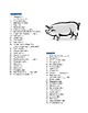 Animal Farm: 50-Word Prereading Crossword—Great Warm-Up for the Book!