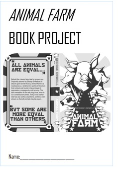 Animal Farm Activity Packet