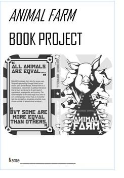 Animal Farm Activity Packet