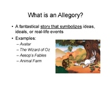 Animal Farm -- Intro to the Allegories (Slideshow and Handout)