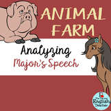 Animal Farm: Analyzing Major's Speech