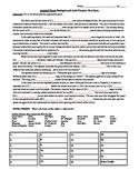 Animal Farm: Background Info & Chapter 1 Quiz