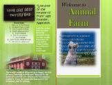 Animal Farm Brochure Activity