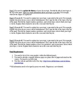 Animal Farm Brochure Assignment